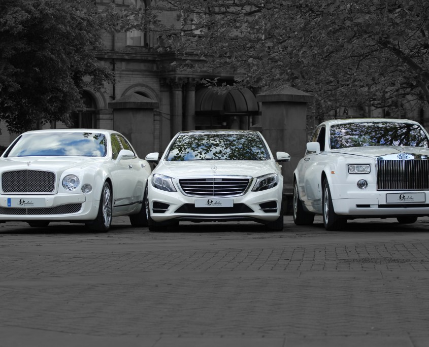 opulence executive travel car for hire