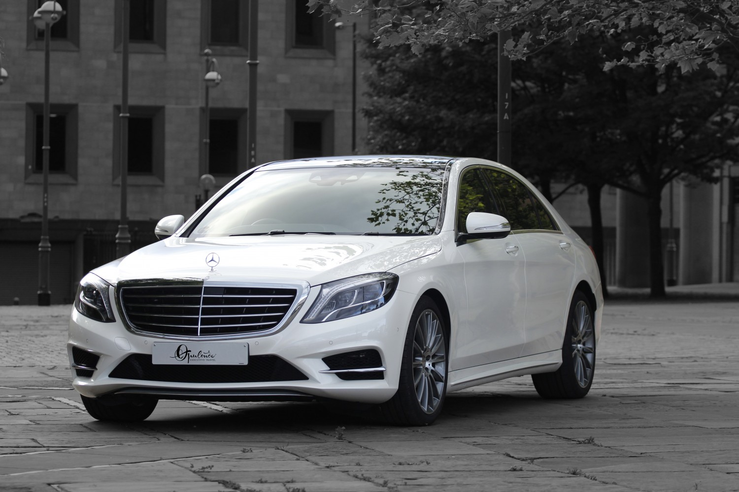 Mercedes S Class cars for hire