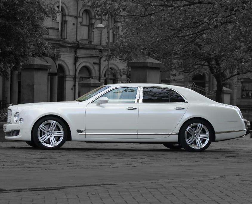 wedding cars yorkshire