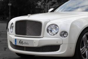 chauufeur wedding car service