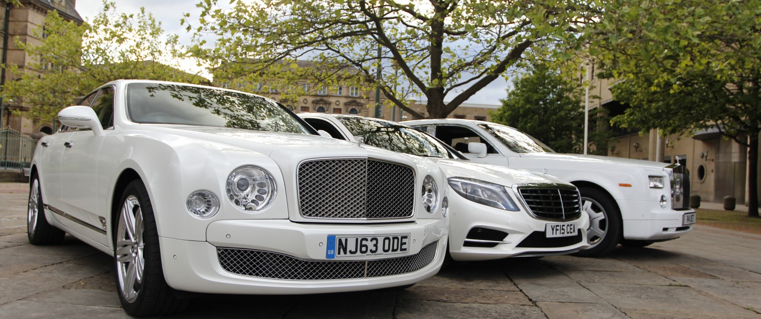 Luxury cars for hire