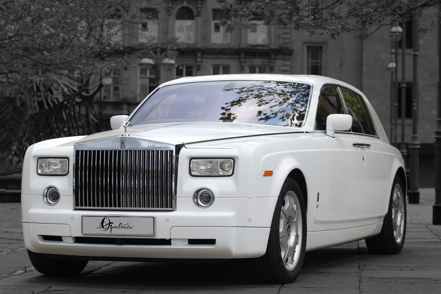 rolls royce phantom wedding cars