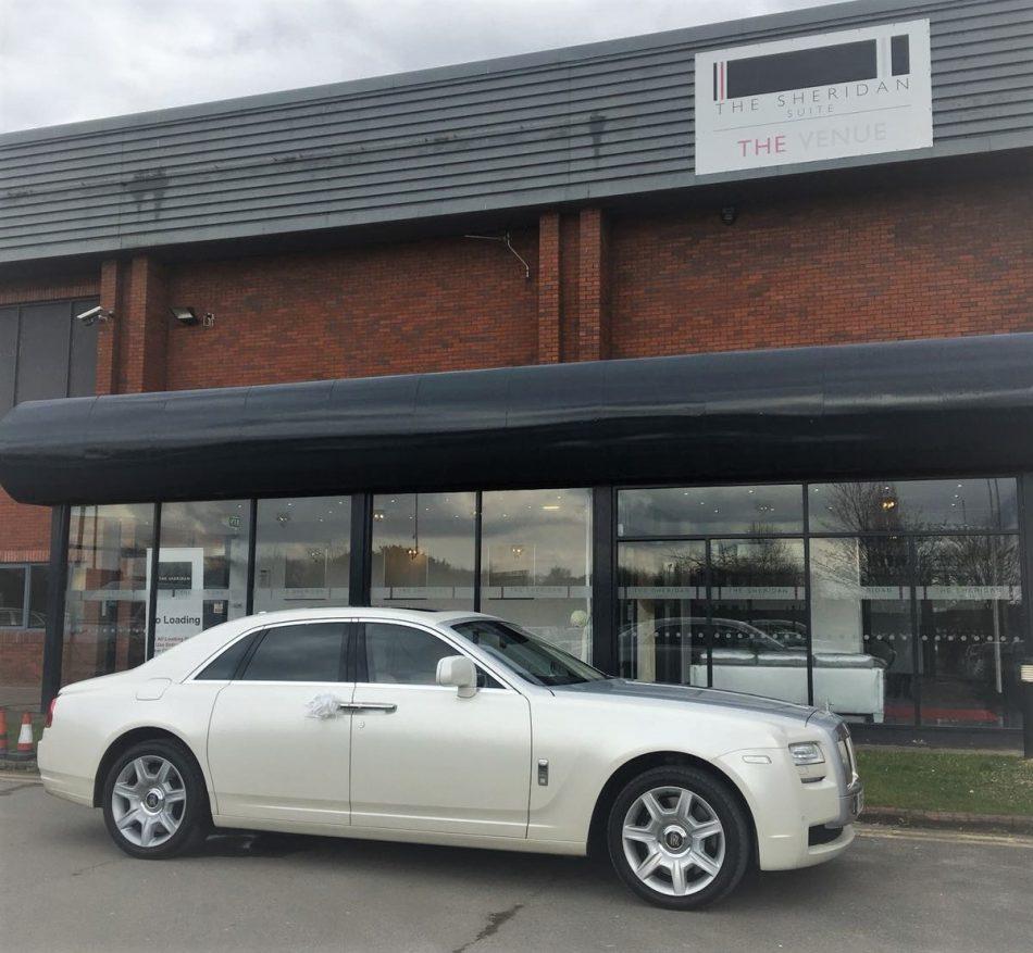 Luxury Car Hire North West England