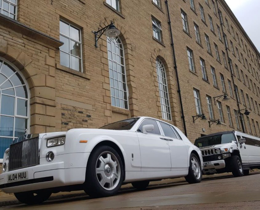 luxury car hire yorkshire  Luxury Car Hire for Wedding in Crossley House Avenue, Halifax ...