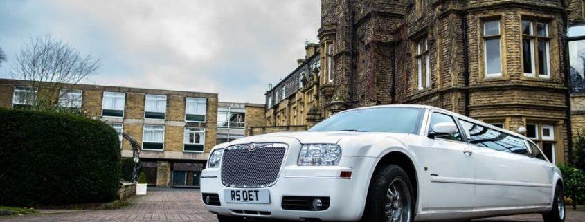 wedding car hire in Bradford, West Yorkshire
