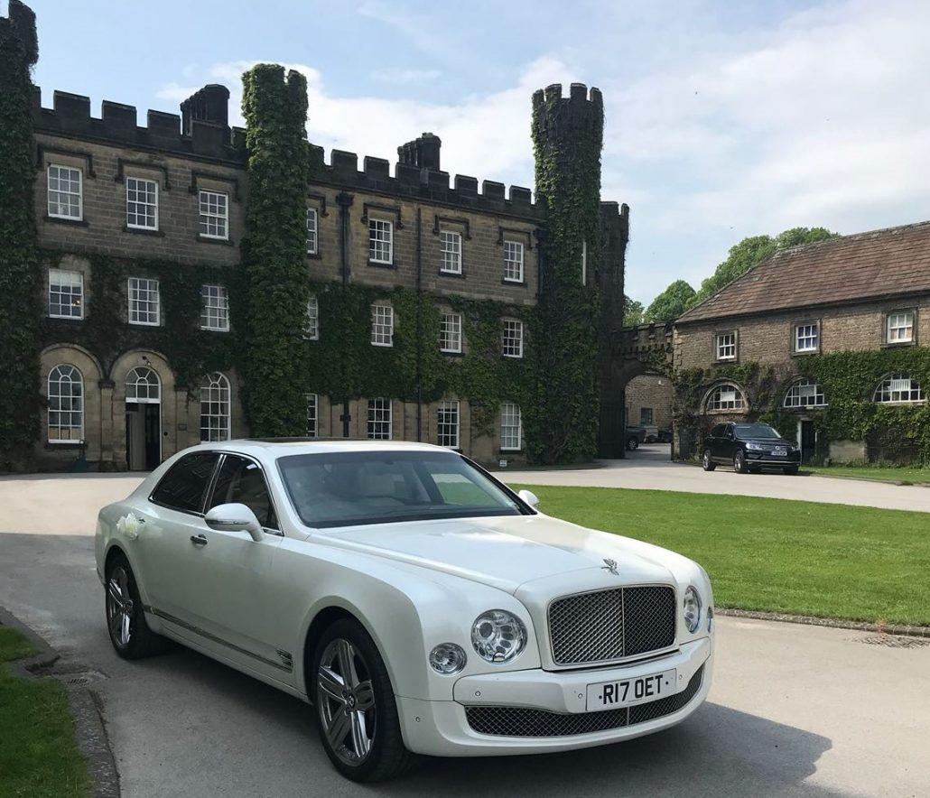 Bridal Wedding Car Hire In Ripon, Harrogate