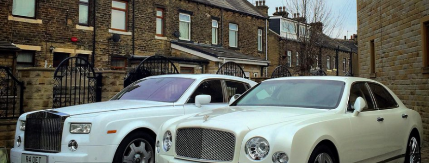 wedding car hire in Preston, Lancashire