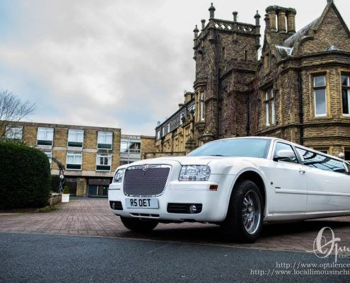 Wedding Limo Hire in Bradford