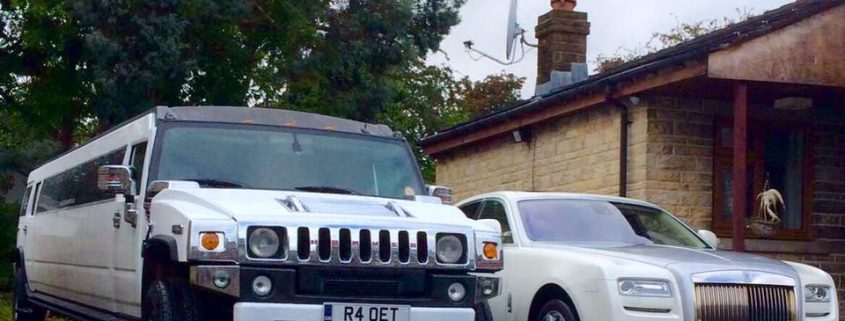Hummer Limo and Rolls Royce Hire