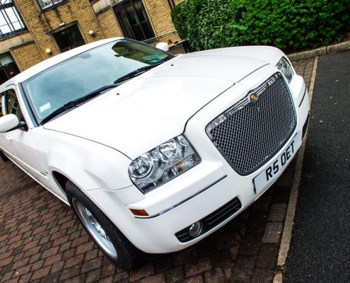 Limo wedding car hire in Middlesbrough