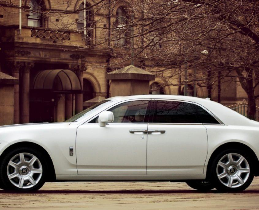 Bentley for wedding car hire